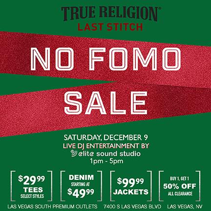 true religion no fomo sale event elite sound studio. Black Bedroom Furniture Sets. Home Design Ideas