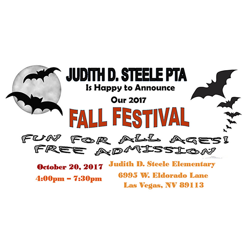 Wedding First Dance Songs 2017: Judith Steele PTA Fall Festival 2017